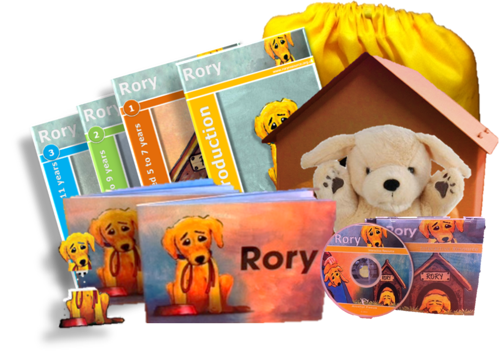 NEW RORY PACK 2013